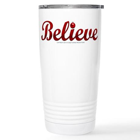 Simple Believe Stainless Steel Travel Mug