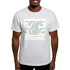 Sor Juana Inez De La Cruz T-Shirt