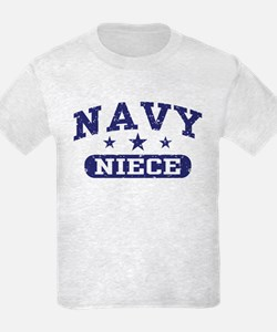 Navy Niece T-Shirt