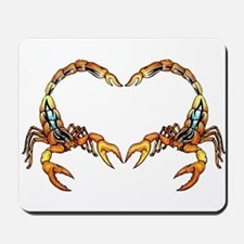 Scorpion Logo Mousepad