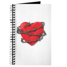 Barbed Wire Heart Journal