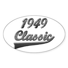Cute 1949 Decal