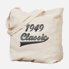Cool 1949 birthday Tote Bag
