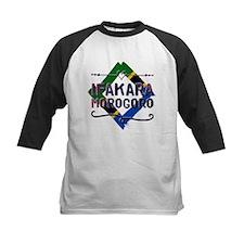 Cute Baby blue holoholo text T-Shirt