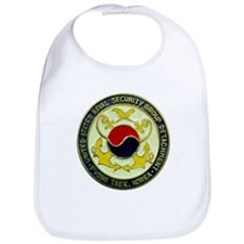 NAVAL SECURITY GROUP DET, PYONG TAEK Bib