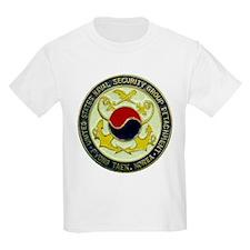 NAVAL SECURITY GROUP DET, PYONG TAEK T-Shirt