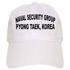 NAVAL SECURITY GROUP DET, PYONG TAEK Baseball Cap