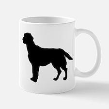 Labrador Retriever Silhouette Mug