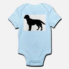 Labrador Retriever Silhouette Infant Bodysuit