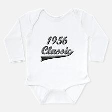 Unique Older Long Sleeve Infant Bodysuit