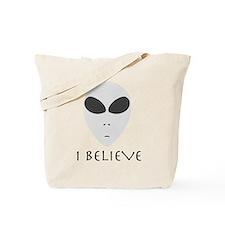 Cute Ufo Tote Bag