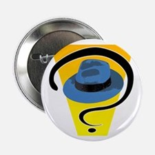 """Funny Superhero 2.25"""" Button (100 pack)"""