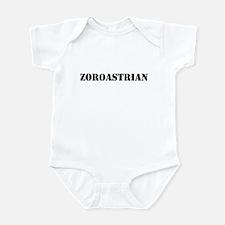 Zoroastrian Infant Bodysuit