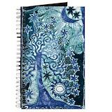Sun moon art Journals & Spiral Notebooks