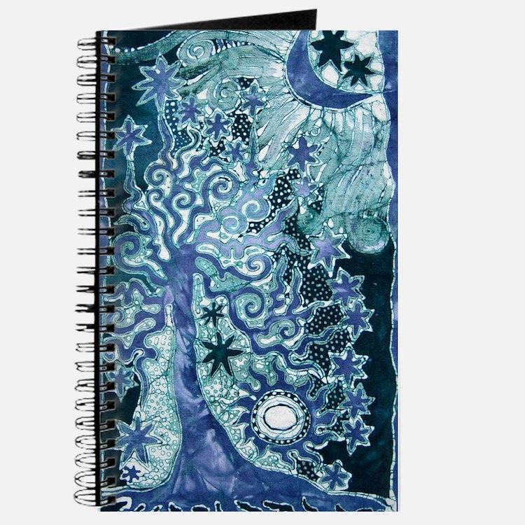Tree and Stars Journal