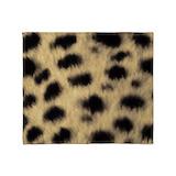 Cheetah blankets Blankets