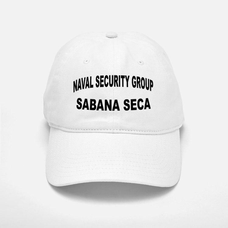 NAVAL SECURITY GROUP ACTIVITY, SABANA SECA Baseball Baseball Cap