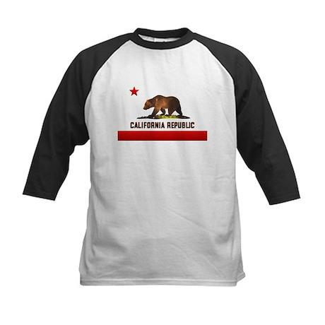 California Bear Kids Baseball Jersey