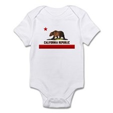 California Bear Infant Creeper