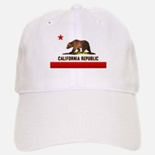California Bear Baseball Baseball Cap
