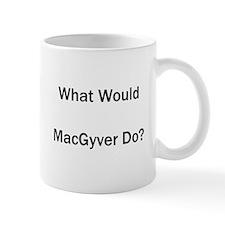 MacGyver Small Mug