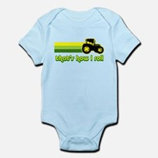 Tractor Rollin' Infant Bodysuit