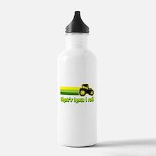 Tractor Rollin' Water Bottle