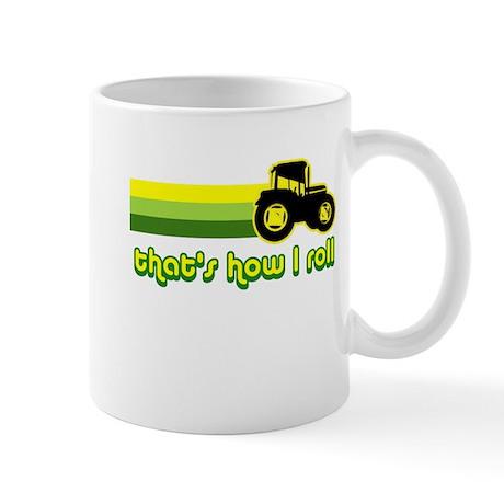 Tractor Rollin' Mug
