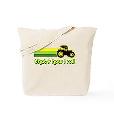 Tractor Rollin' Tote Bag