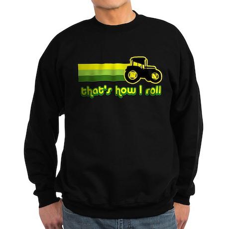 Tractor Rollin' Sweatshirt (dark)