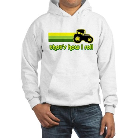 Tractor Rollin' Hooded Sweatshirt