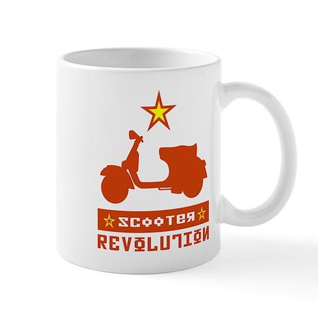 Vespa Revolution Mug