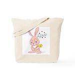 Love Bunny Tote Bag