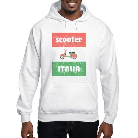 Vespa Italia Hooded Sweatshirt