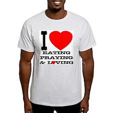 I Love Eating... T-Shirt