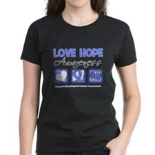 Esophageal Cancer LoveHope Tee