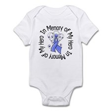 EsophagealCancer InMemory Infant Bodysuit