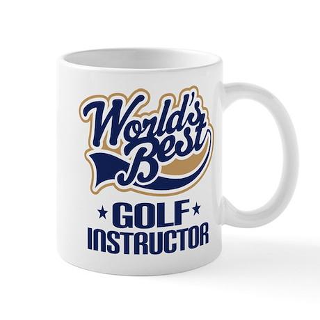 Golf Instructor Mug