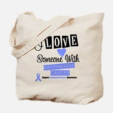 ILoveSomeone EsophagealCancer Tote Bag
