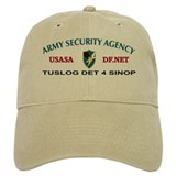 Army security agency Baseball Cap