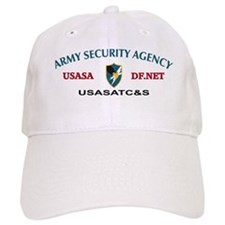 USASATC&S Ft Devens Baseball Cap