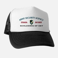 SCHLESWIG DF DET Germany Trucker Hat