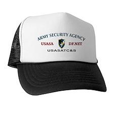 USASATC&S Trucker Hat