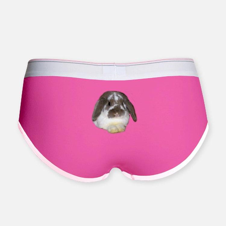 """""""Bunny 1"""" Women's Boy Brief"""