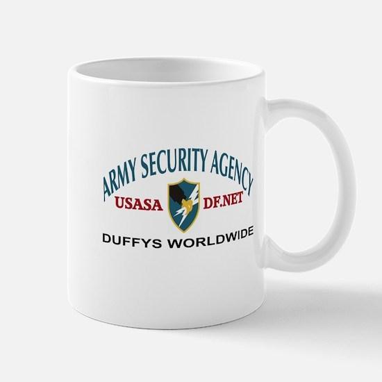 Duffys Worldwide Mug