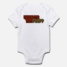 Cute Slap bet Infant Bodysuit