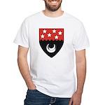 Margery Garret White T-Shirt