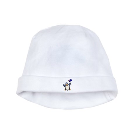 Australia Penguin baby hat