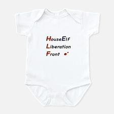 House Elf Liberation Front Infant Bodysuit