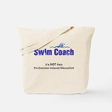 SWIM COACH Tote Bag